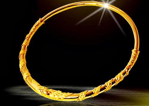 Vàng 9999: Chiếc Kiềng Vàng 24